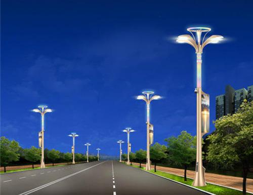 智慧灯杆的主要功能介绍